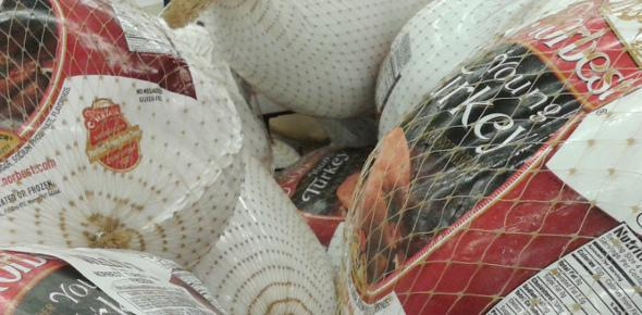 The Connection Provides Over 1,000 Turkeys to Employees